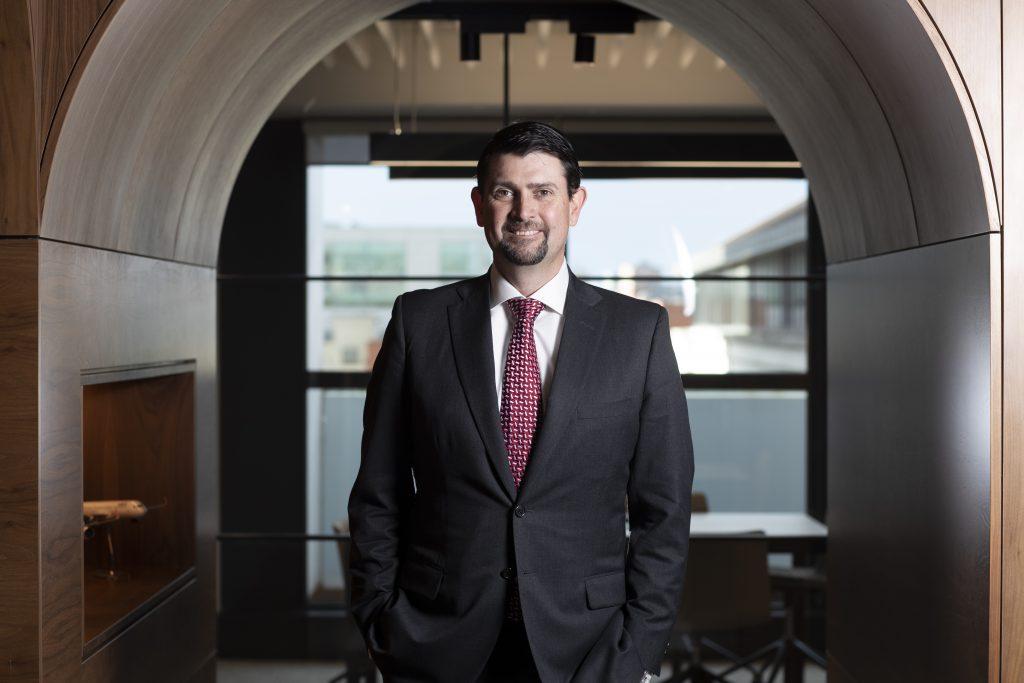 Craig Segor CDB Aviation Chief Investment Officer